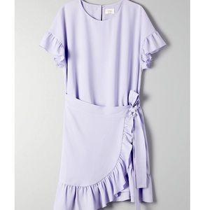 💜Lavender Wilfred Ninette Dress